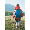 Isbjörn Kids Light Weight Rain Jacket Sun Poppy